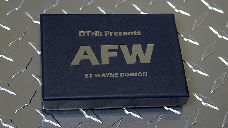 A.F.W. (Another F**king Wallet) by Wayne Dobson – Trick