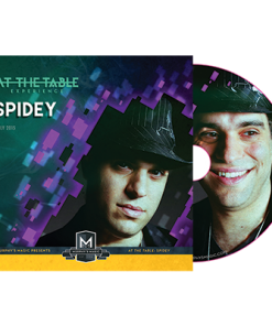 At the Table Live Lecture Spidey- DVD