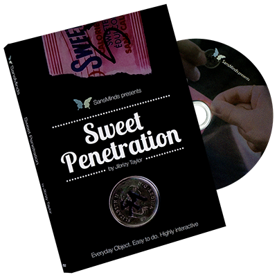 Sweet Penetration by Jibrizy Taylor - DVD