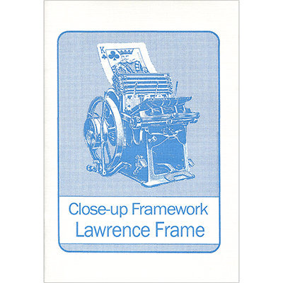 Close Up Framework by Lawrence Frame - Book