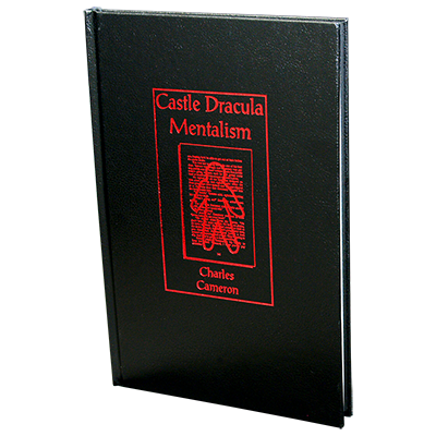 Castle Dracula Mentalism by Charles Cameron - Book
