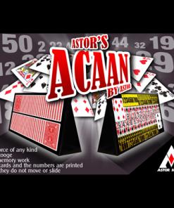 ACAAN by Astor - Trick