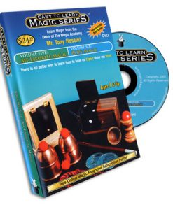 Easy to Learn (Favorite and Rope Magic) Vol 5 & 6