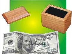 Money Mystery Box - John Kennedy