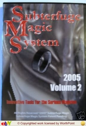 Subterfuge Magic System Vol. 2 2005 (Small)