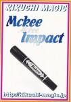 Mckee Impact - Kikuchi