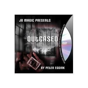Outcased (blue back) - Peter Eggink