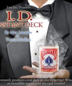 Instant Deck - Royal Magic