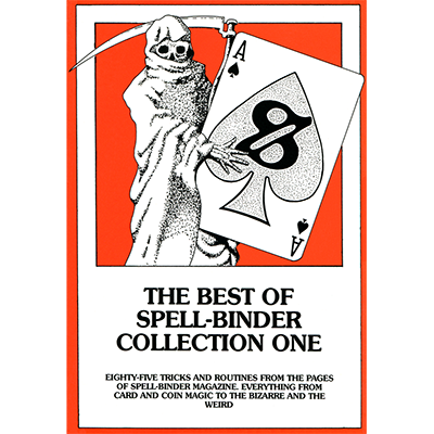 The Best of Spell Binder Collection one by Martin Breese Int.  - Book