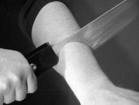 Ultimate Knife thru Arm - Tony Parx
