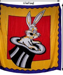 6ft Rabbit Production Silk