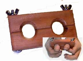 Wood Thumb Stocks - Jay Leslie