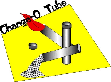 Simplex Change-O Utility Tube - James Rainho