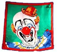 """Clown Silk (36"""")"""
