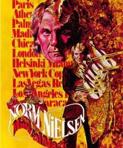 Musical Poster - Norm Nielsen