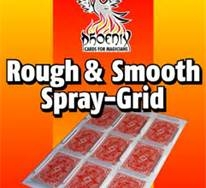 Spray Grid for Rough and Smooth (Poker Size)
