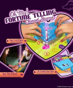 Fortune Telling Heart Game - Wishcraft
