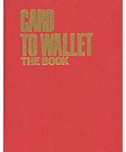 Card To Wallet (book) - Jerry Mentzer
