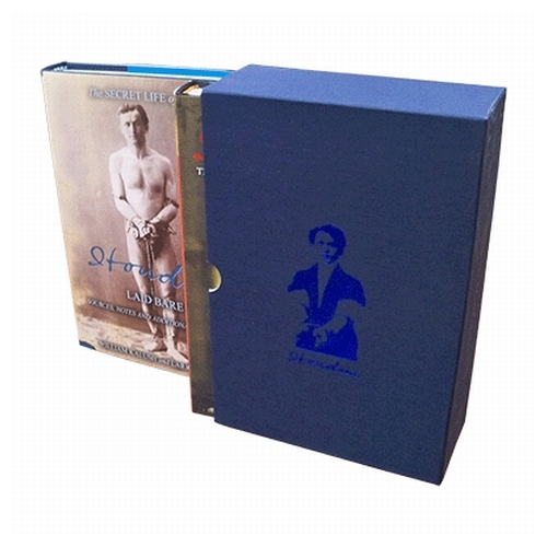 Houdini Laid Bare (2 volume boxed set signed and numbered) - William Kalush