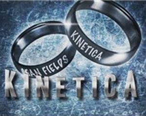 Kinetica (DVD & Gimmick) - Sean Fields & Criss Angel
