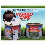 Canned Card  by Bazar de Magia - Trick