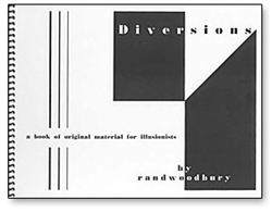 Diversion (book) - Rand Woodbury