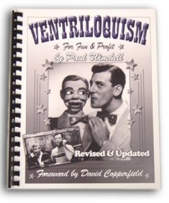 Ventriloquism for Fun & Profit (book) - Paul Winchell