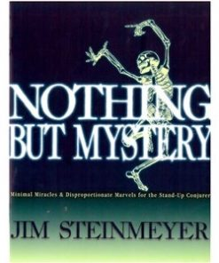 Nothing But Mystery (book) - Jim Steinmeyer