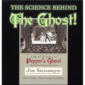 The Science Behind The Ghost (book) - Jim Steinmeyer