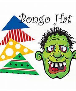 Bongo Hat  -  Ali Bongo