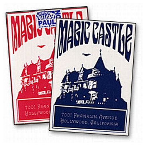Magic Castle Cards (red Back)