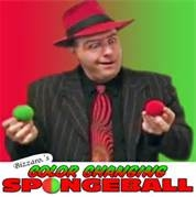 Color Changing Sponge Ball - Bizarro