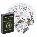 Dimnishing Cards (Al Baker)