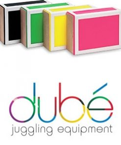 Juggling Cigar Box Pink - Dube
