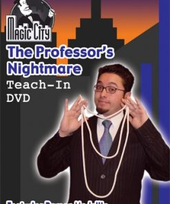 Professor's Nightmare Teach-In (DVD)