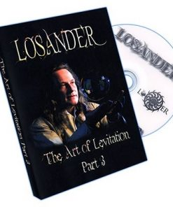 Art of Levitation Part 3 (DVD) - Losander