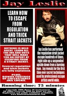 Straight Jacket  (DVD) - Jay Leslie