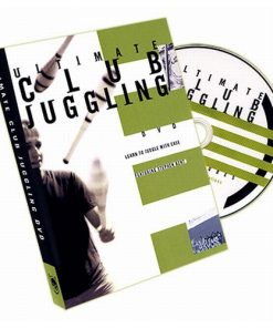 Ultimate Club Juggling by Stephen Bent - DVD