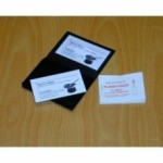 The Flash Card Wallet (Vinyl) - Viking Mfg