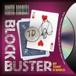 BLOCK-BUSTER - Tony D'Amico & JB MAGIC