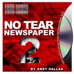 No Tear Newspaper 2 - Andy Dallas / JB Magic