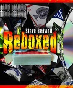 Reboxed - Steve Bedwell / JB Magic