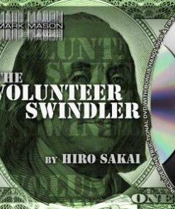 The Volunteer Swindler - Hiro Sakai  / JB Magic