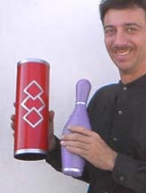 Tricky Bowling Pins - Jay Leslie