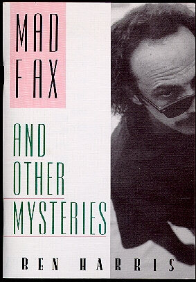 Mad fax and other Mysteries (book) -Ben Harris          CLEARANCE