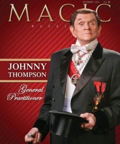 Magic Magazine December 2011