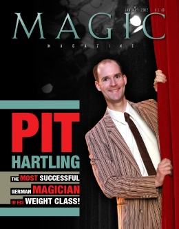 Magic Magazine January 2012