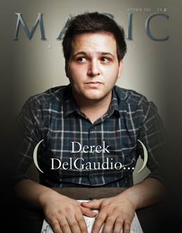 Magic Magazine October 2011