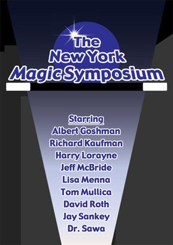 The New York Magic Symposium (DVD)