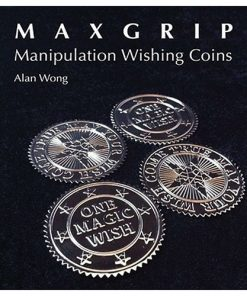 Max Grip Manipulation Wishing Coins - Alan Wong